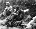 Korean War Fallen Soldier, August 28, 1950