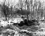 45th Division roadblock, Battle of the Bulge, 1944