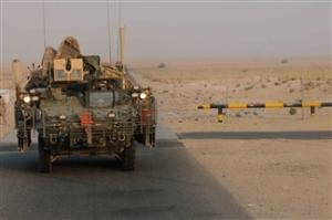 U.S. troops leaving Iraq