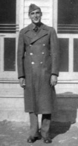 Sam Venditta, WWII