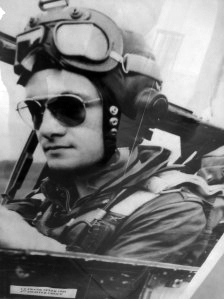 Frank E. Speer, WWII fighter ace