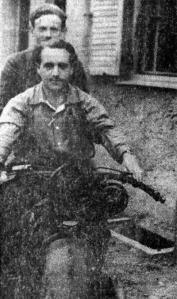 Samuel Weiss in Yugoslavia, 1944