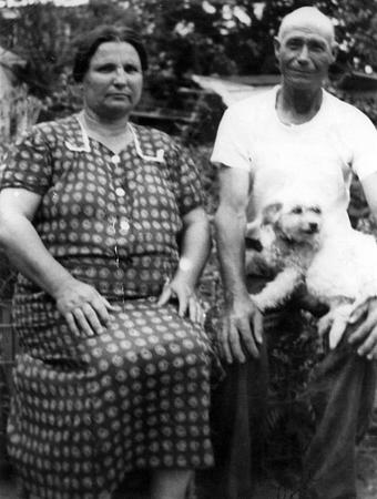 Mary and Nicola Venditta