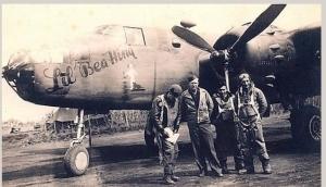 Sam Shireman's B-25