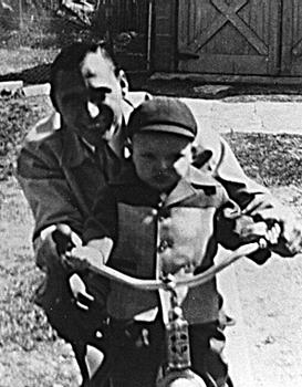 Sam Venditta and his nephew, Nicky Venditti