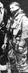 Sgt. Bob Riedy of the Royal Canadian Air Force in England a few weeks before his death.