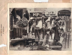 Lane Gang arsenal