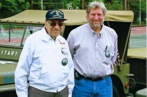 Dan Curatola and David Venditta in June 2009