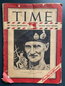 Time's Pacific Pony Edition of July 10, 1944