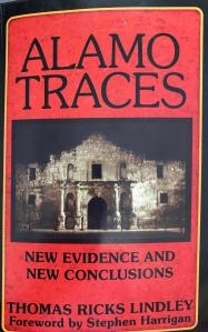 Alamo Traces cover