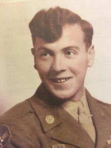 Wayne Miller in wartime.