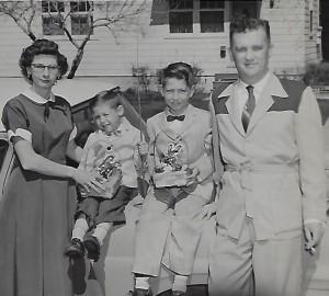 Szczepanski family